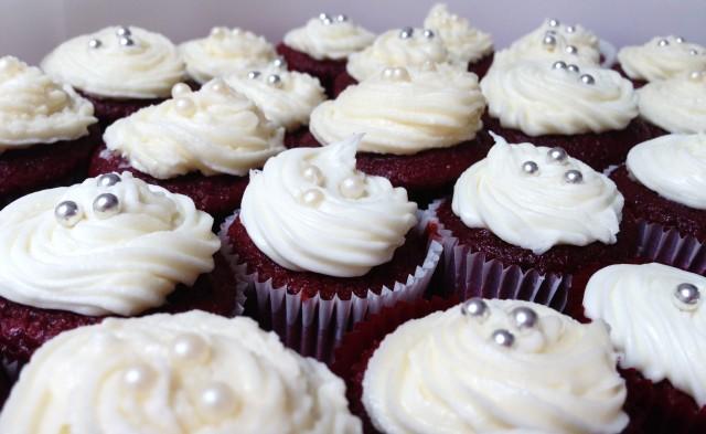 Easy and Elegant Mini Red Velvet Cupcakes