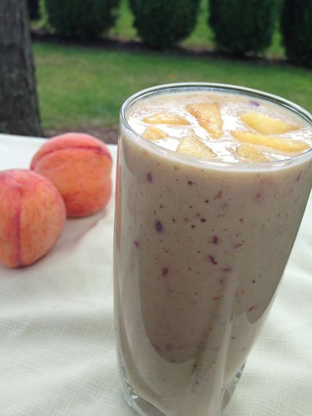 Peach Cobbler Shakeology